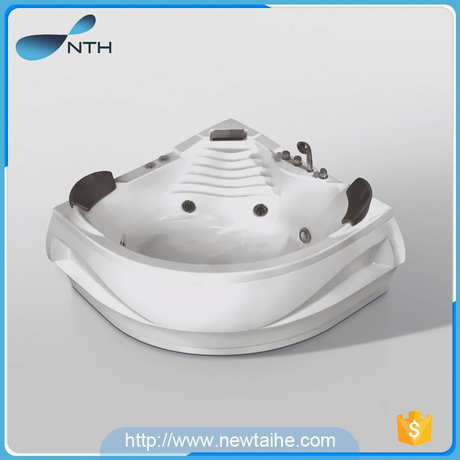 NTH hot selling products luxury holiday house hand shower mini whirlpool hot tub