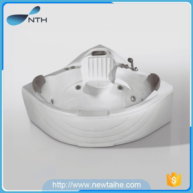 NTH latest custom made ISO water spout classic pure sitting bathtub