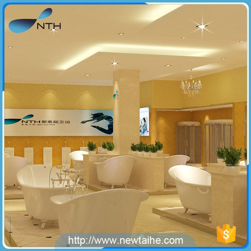 NTH best price fashion ISO9001 water spout hot tub with sex massage