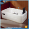 NTH new product stylish CE 2 person foshan massage bathtub