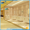 NTH new product cheap restroom acrylic acrylic massage outdoor spa bathtub with general switch