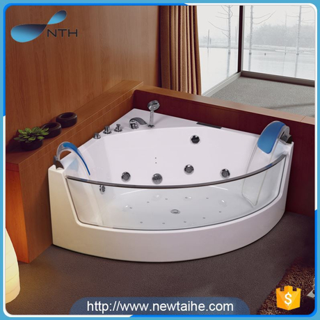 NTH hot selling products new washroom light free-standing clawfoot bath tub