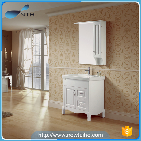 Commercial furniture waterproof bathroom vanity